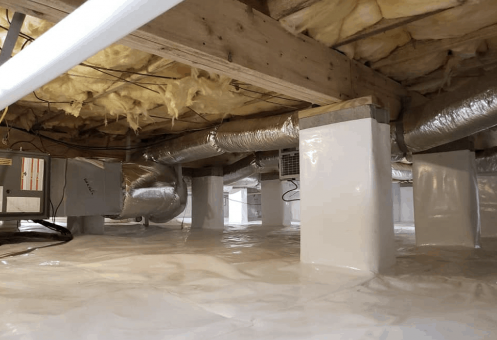 Tips to reduce moisture in your crawlspace from Scout's Pest Control in Greenville, SC