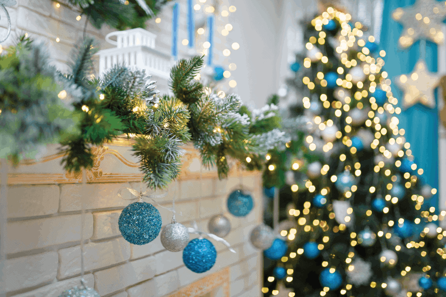 Tips for pest free holiday decorations from Scout's Pest Control in Greenville, SC