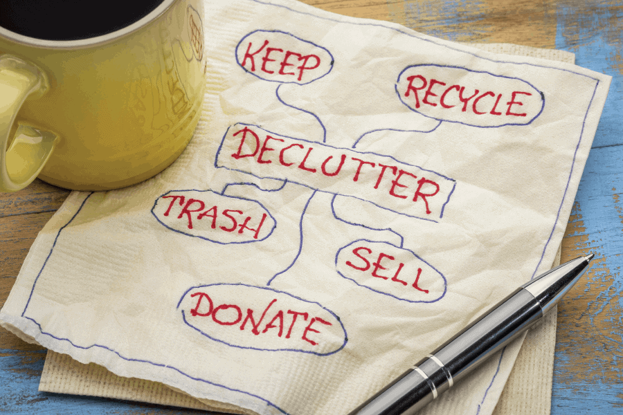 Keep your home in Greenville SC pest free with these declutter tips from Scout's Pest Control