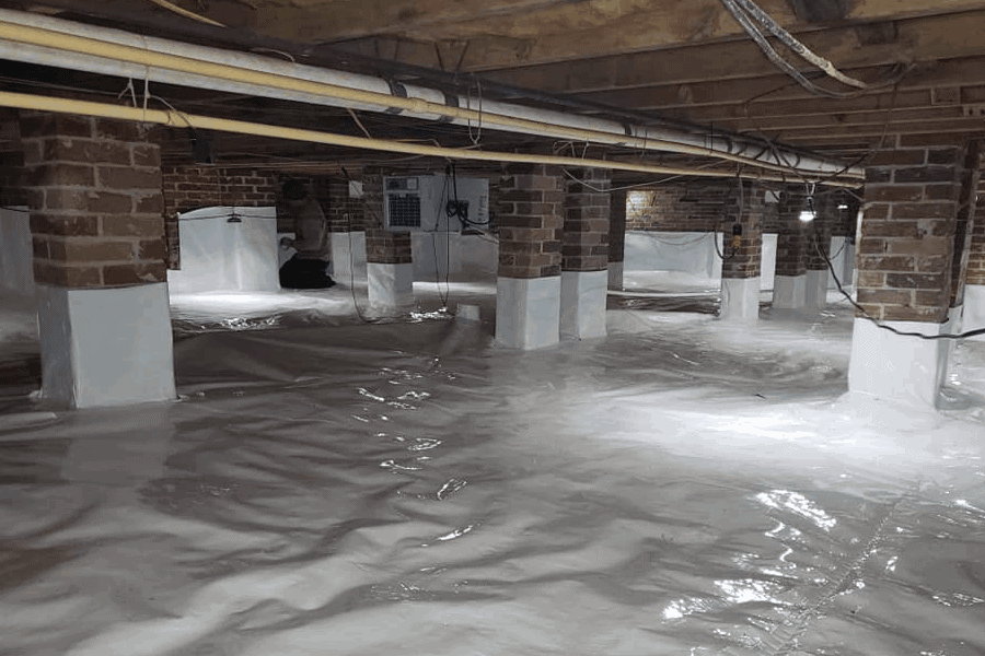 Does crawl space encapsulation increase your home value? Answers from Scout's Pest Control in Greenville, SC