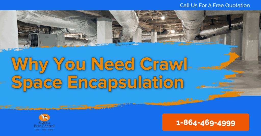 why you need crawl space encapsulation to protect your home?