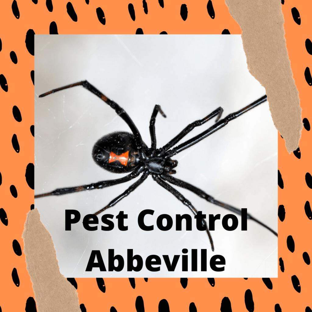 pest control abbeville sc