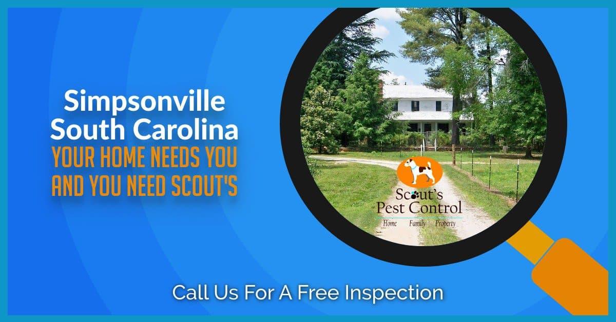 pest control simpsonville sc